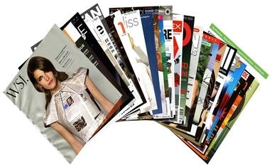 Распространение журналов